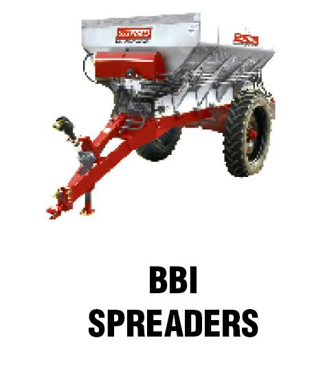BBI Spreaders