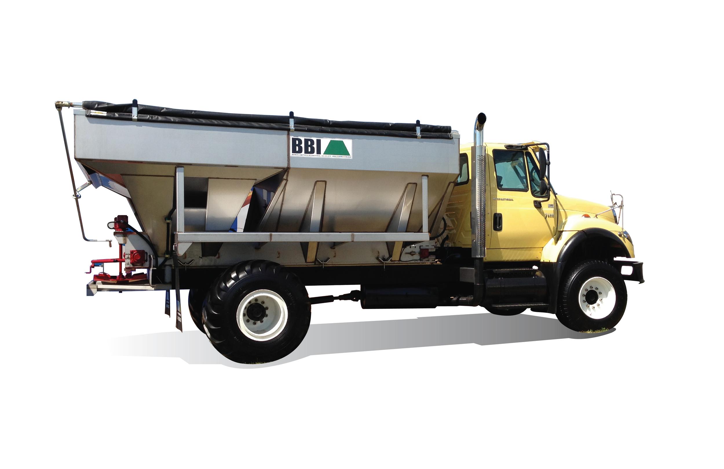 Magnaspread2 truck-mount