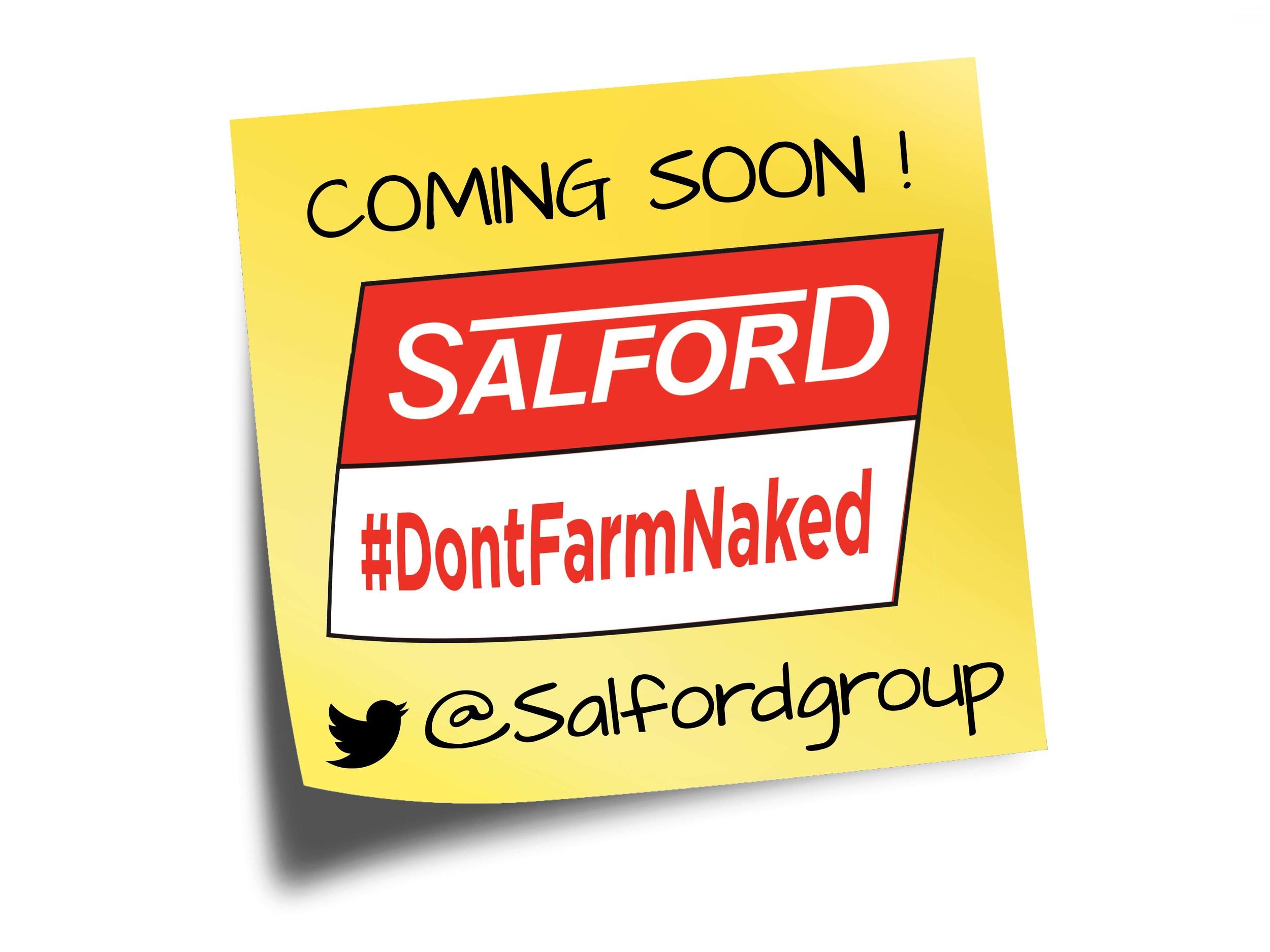 Salford #DontFarmnaked