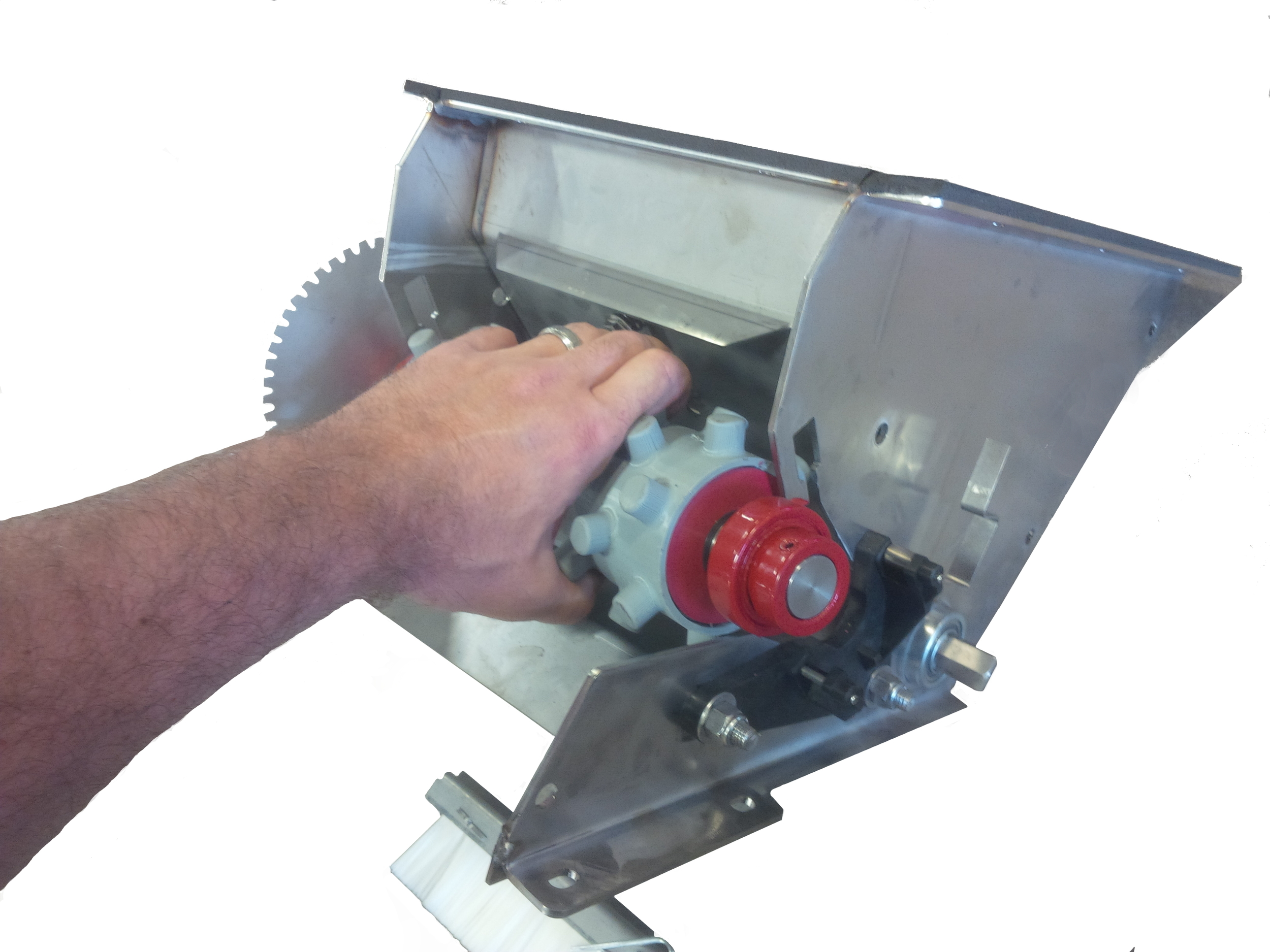 Pathfinder ST-10 Mechanical Component (4/6)