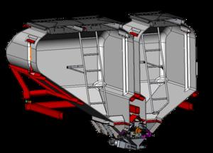 Pathfinder ST-10 Mechanical Component (6/6)