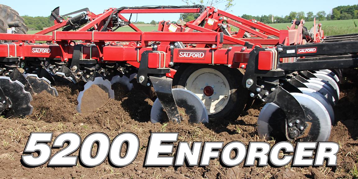 salford 5200 Enforcer