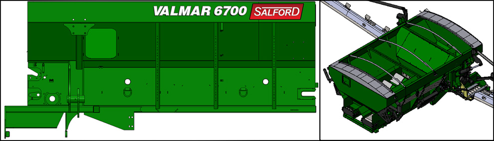 Valmar 6700 Technical illustration 1