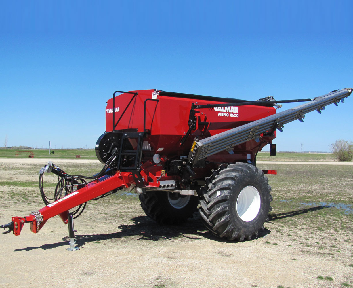Copy of AirFlo 8600 Fertilizer Spreader (7/9)