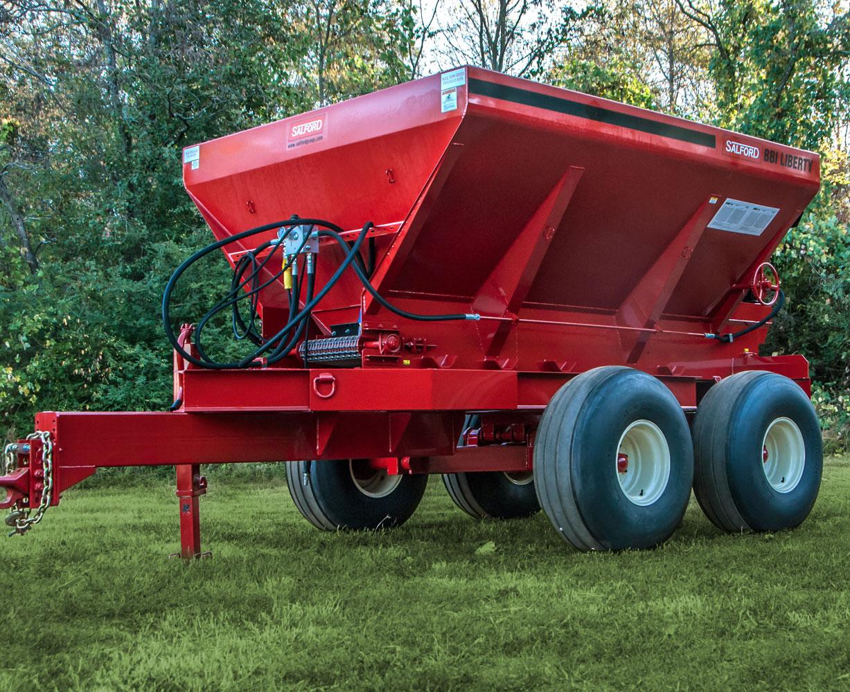 BBI Liberty Mechanical Fertilizer Spreader