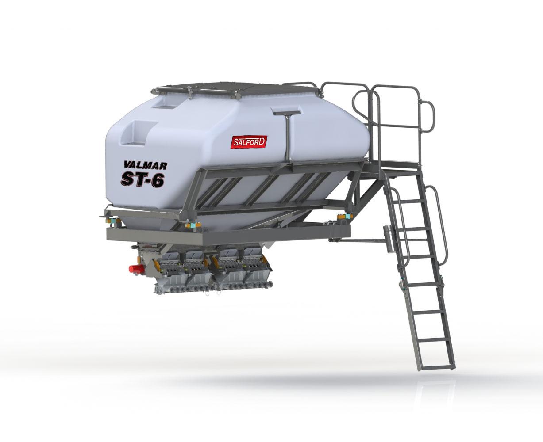 Valmar ST-6 Strip Till Granualr Fertilizer Applicator