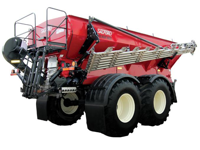 AirFlo 9620 Pull-Type Fertilizer Spreader