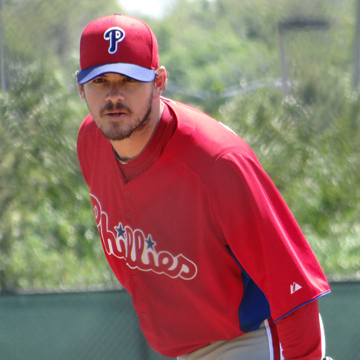 Chad Durbin   (Born December 3, 1977) He is a former MLB relief pitcher. He played with Detroit Tigers, Kansas City Royals and Cleveland Indians. He attended Woodlawn High School in Baton Rouge, Louisiana.   Source: http://www.rocketsports-ent.com/minor-leagues-tobacco/