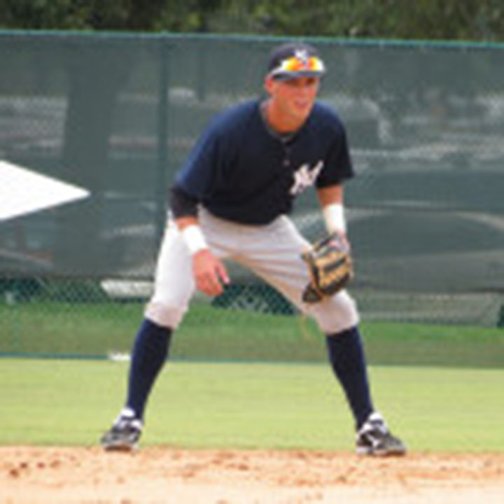 Jake Anderson   (Born December 3, 1991) Anderson attended high school in Baton Rouge, Louisiana where he played as a second and third baseman. During the 7th round MLB June Amateur Draft, Anderson was drafted by the New York Yankees.
