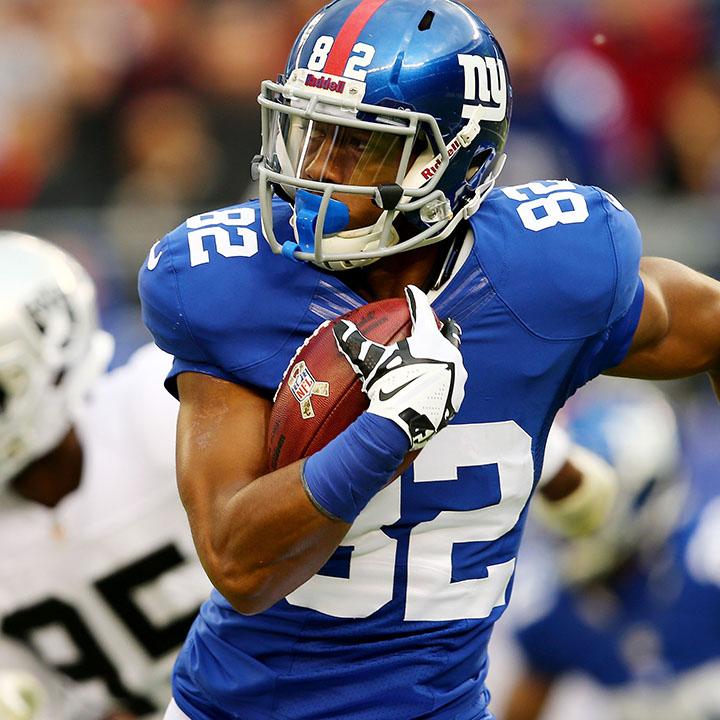 RUEBAN RANDLE    NFL Wide Receiver New York Giants