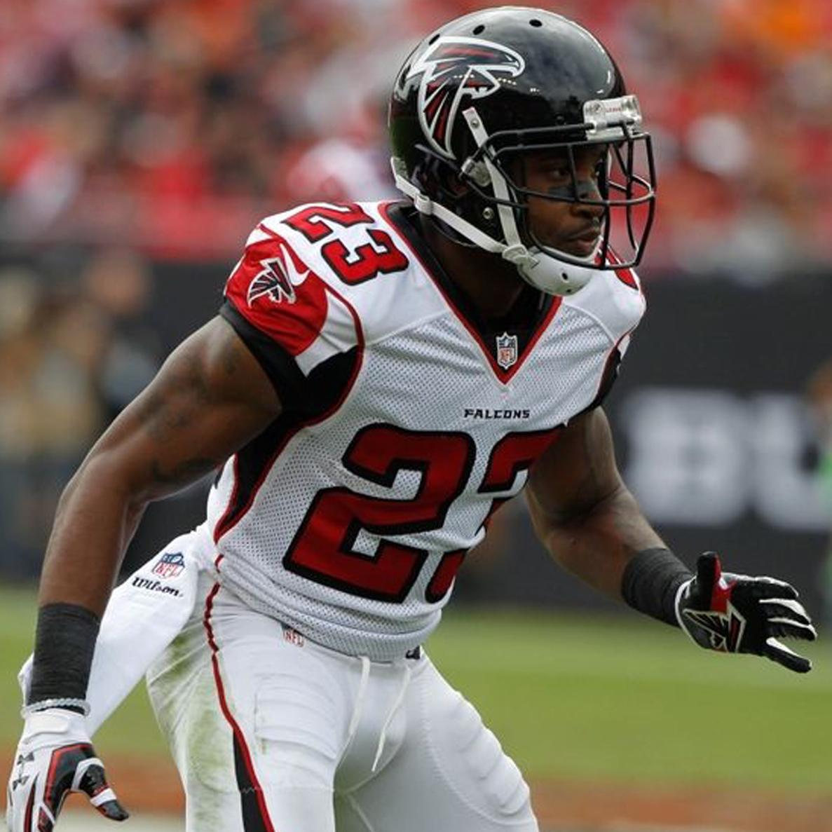 ROBERT ALFORD    NFL Defensive Back    Atlanta Falcons