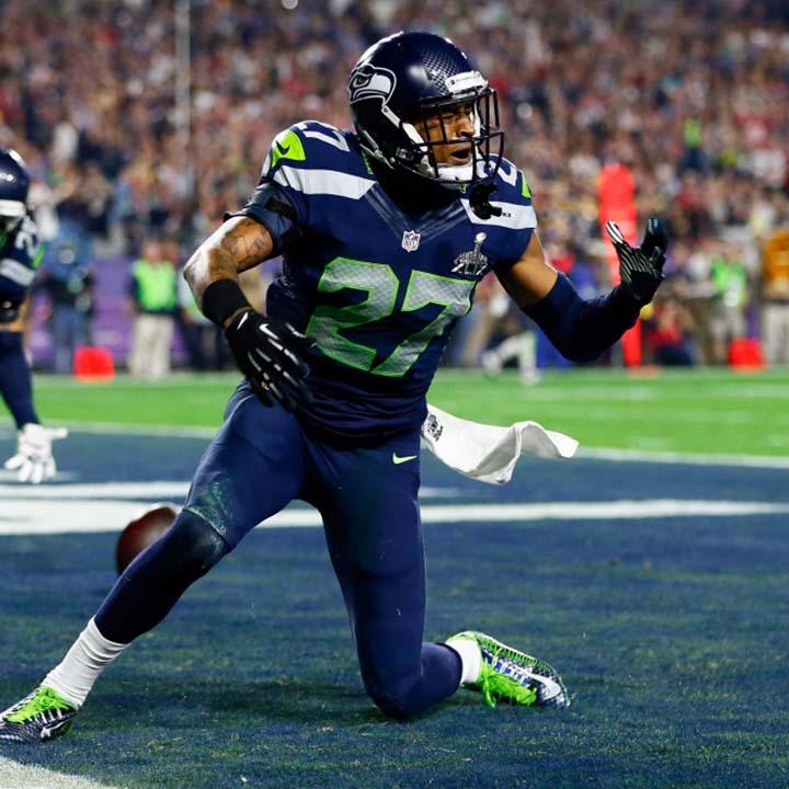 THAROLD SIMON  NFL Defensive Back Seattle Seahawks