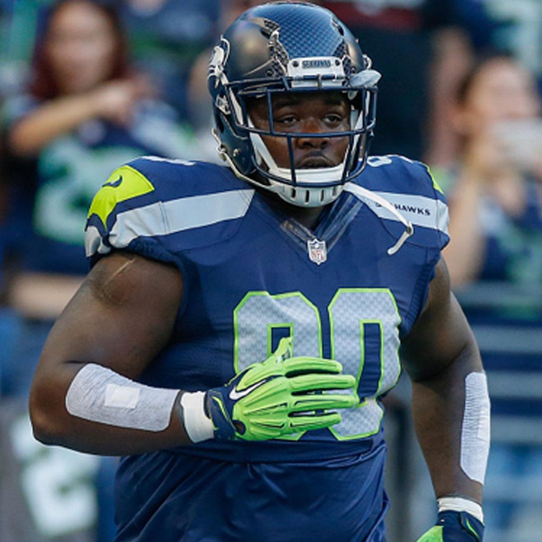 JARRAN REED    NFL Defensive Tackle Seattle Seahawks