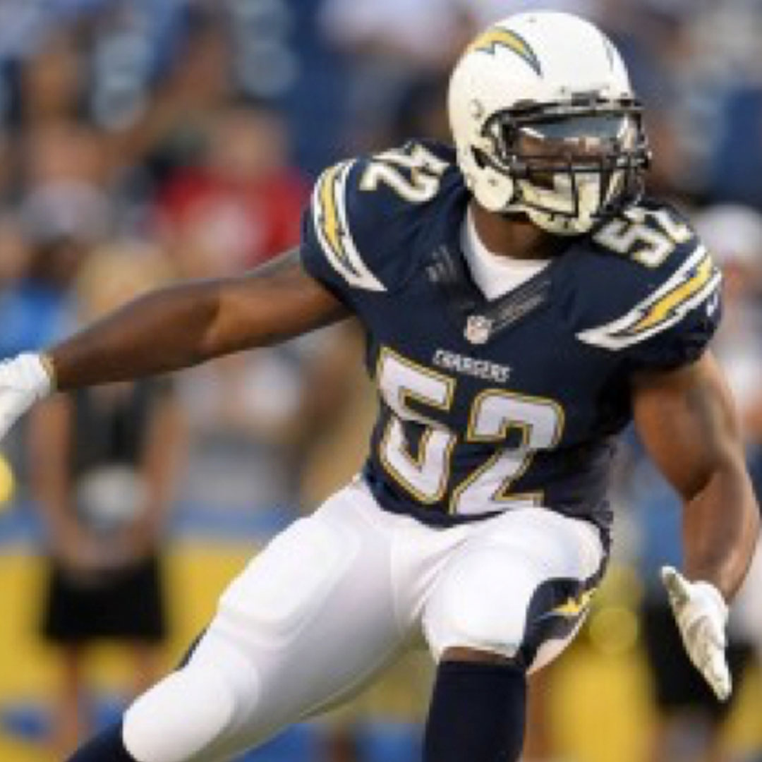 DEXTER MCCOIL    NFL  San Diego Chargers