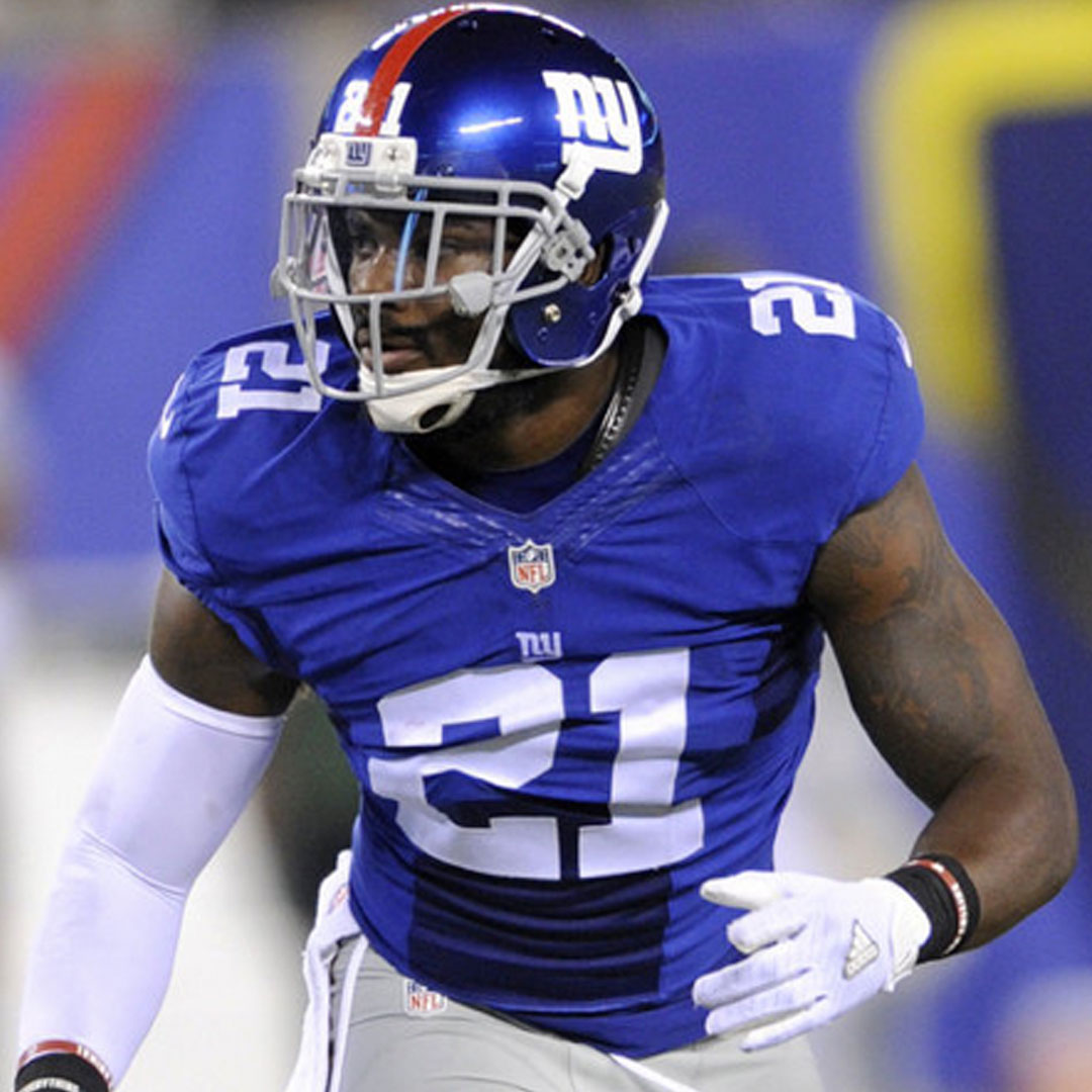 LANDON COLLINS    NFL Safety   New York Giants