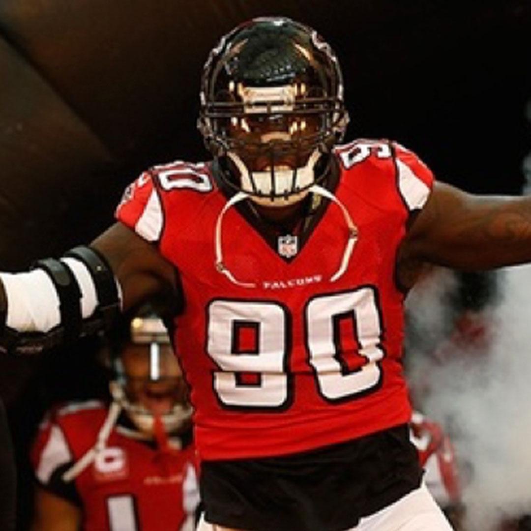 JOEY MBU    NFL Defensive Tackle   Atlanta Falcons