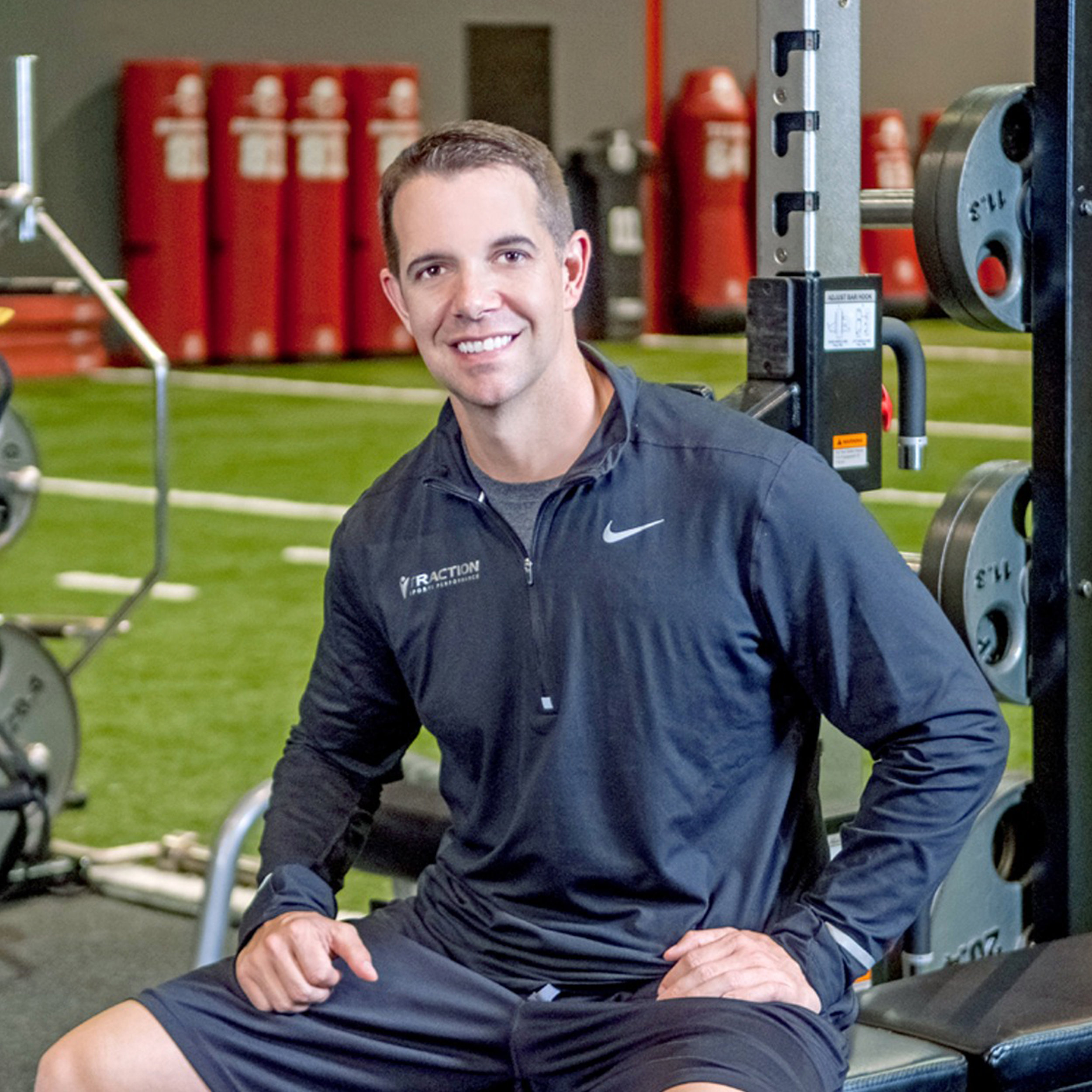 Mack Chuilli |  Chief Executive Officer/Performance Director