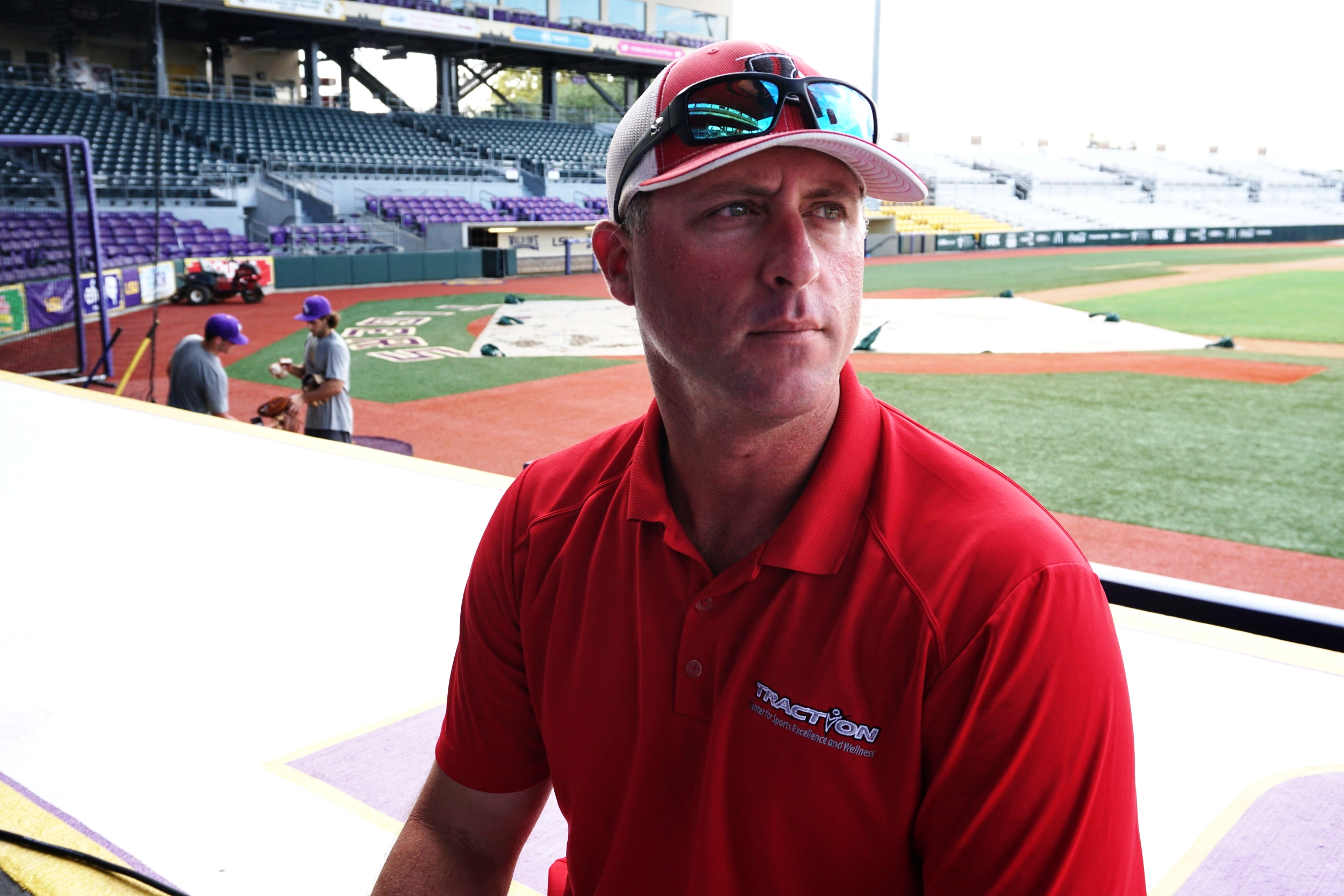 Brad Cresse |  Director of Sports Operations