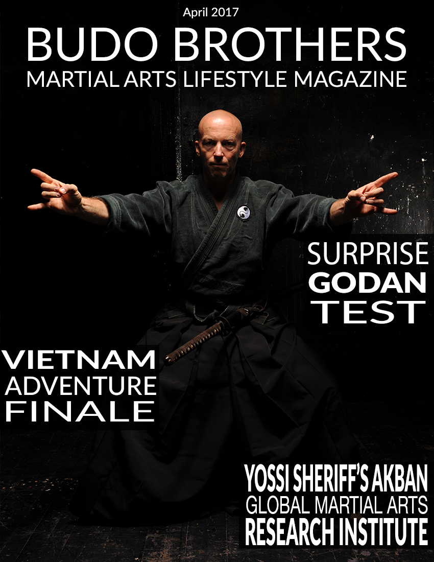 Budo Brothers Martial Arts Lifestle Magazine April 2017 copy.jpg