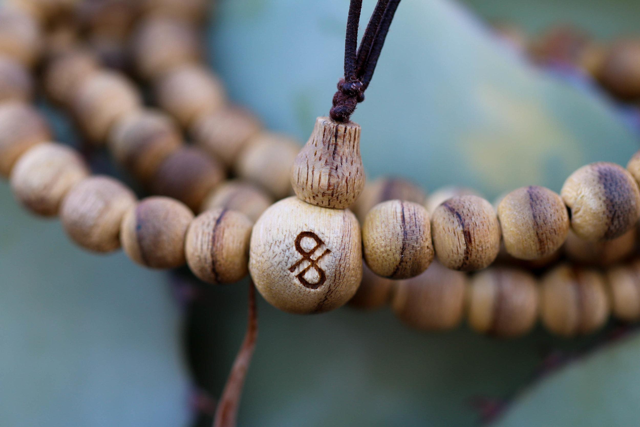 Budo Brothers | Martial Arts Lifestyle Company-Agarwood Mala
