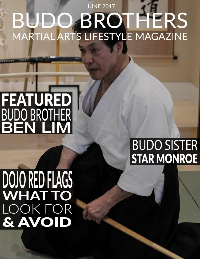 Budo Brothers Martial Arts Lifestle Magazine June 2017.jpg