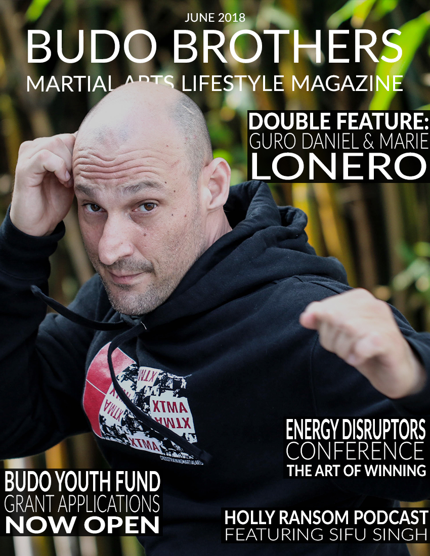 Budo Brothers Martial Arts Lifestle Magazine June 2018.jpg