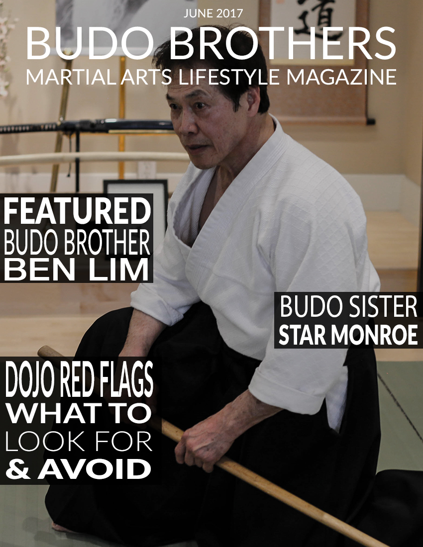 Budo Brothers Martial Arts Lifestle Magazine June 2017.jpg