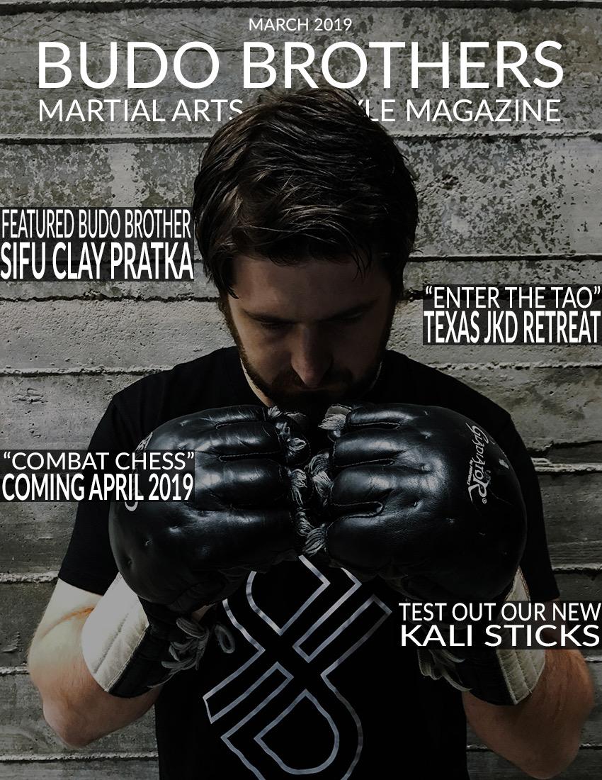 Budo Brothers Martial Arts Lifestle Magazine March 2019.jpeg
