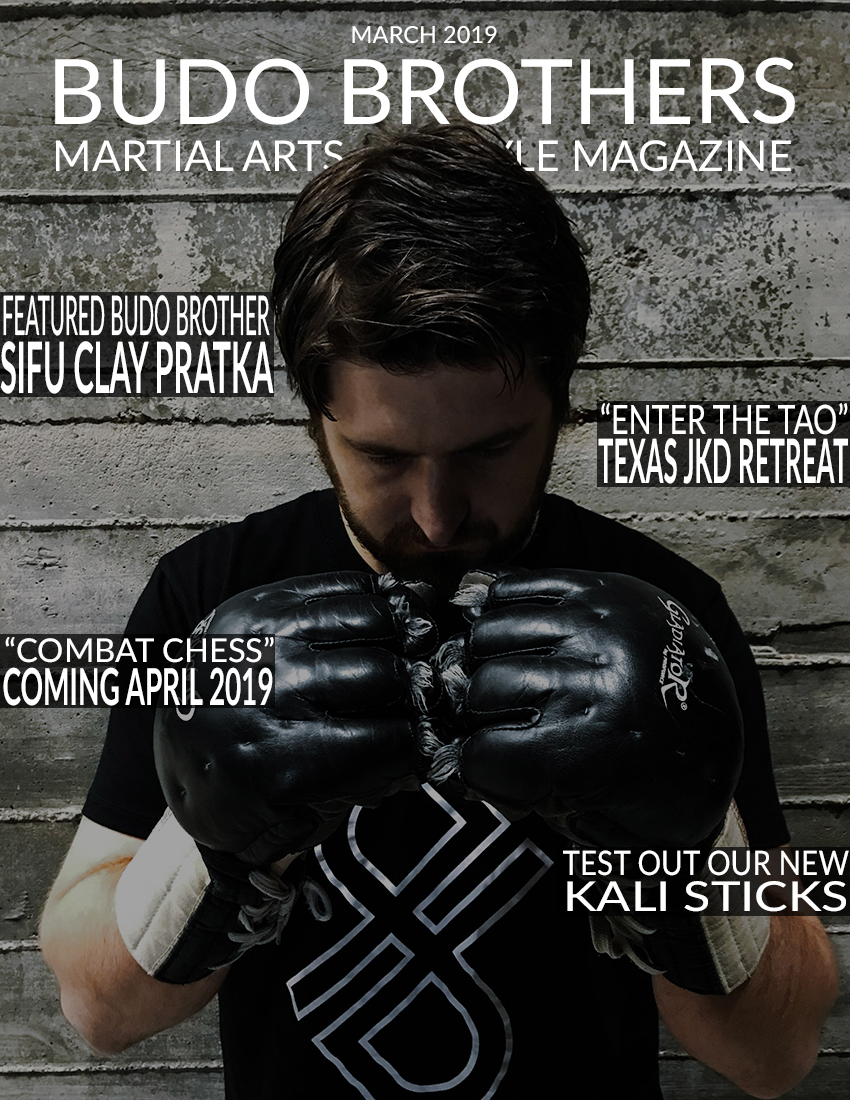 Budo Brothers Martial Arts Lifestle Magazine March 2019.jpg