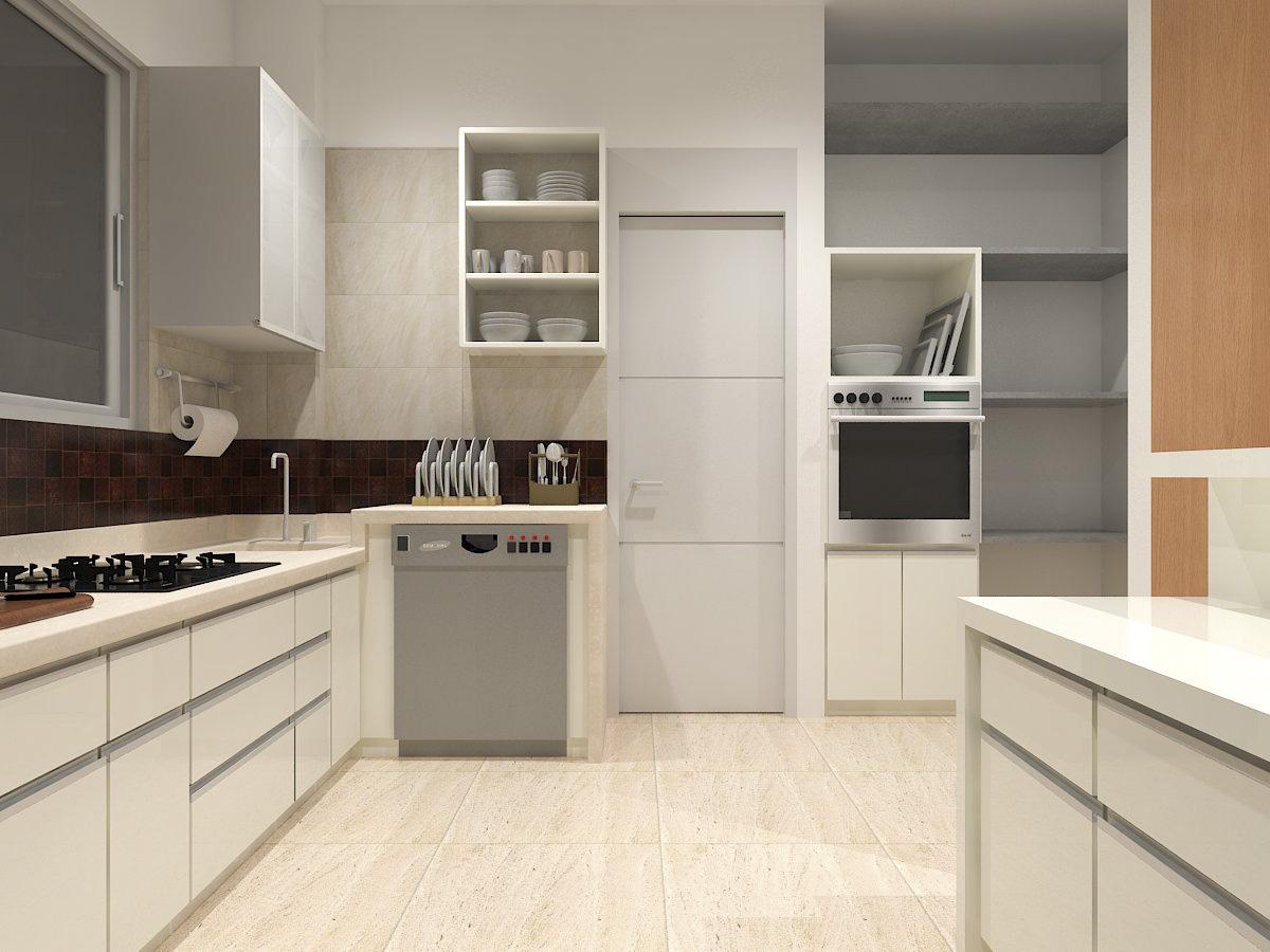 Kitchen design ahmedabad