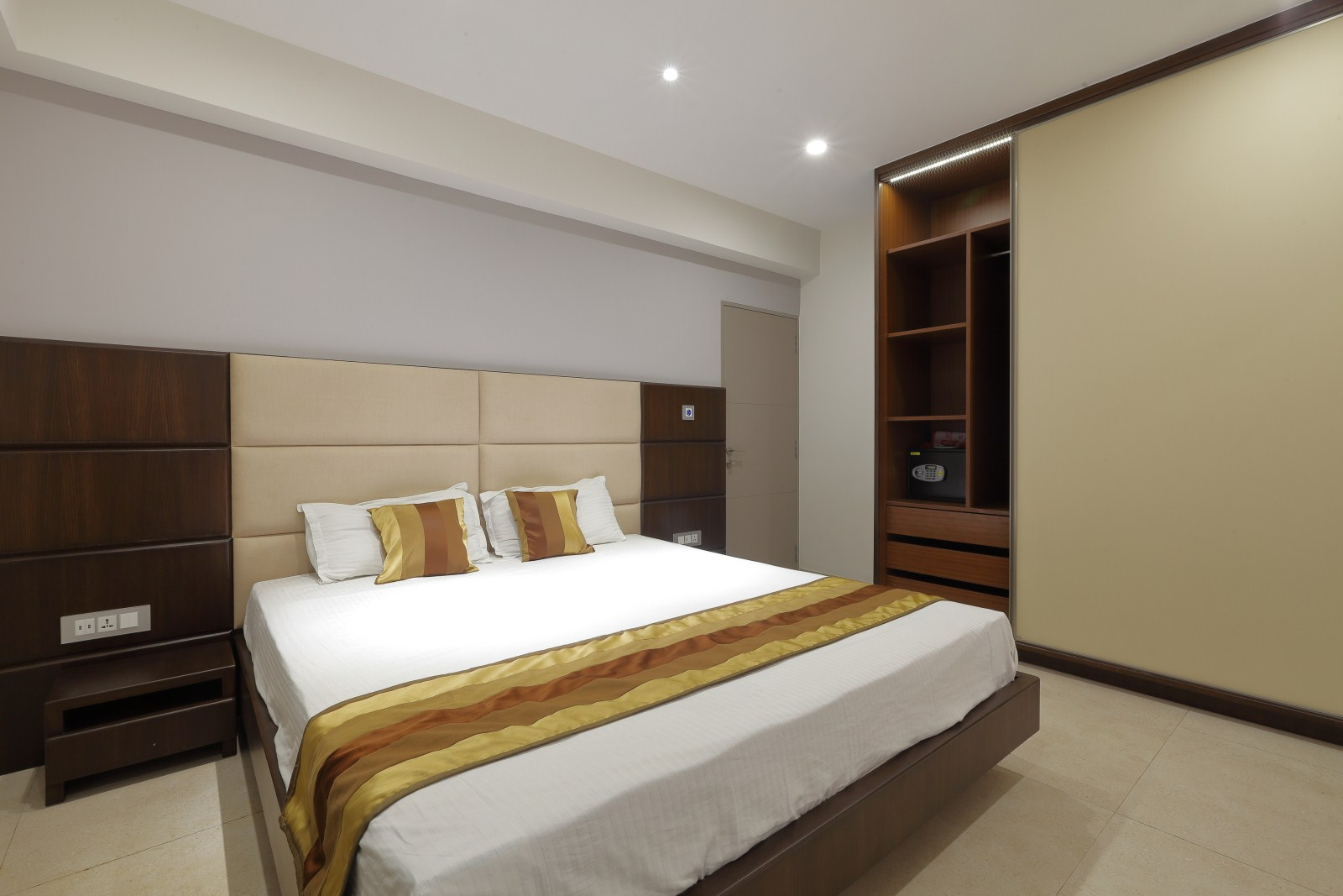 Interior design cost of a bedroom