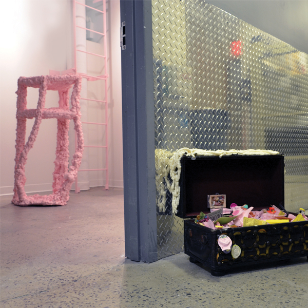 Let Us Play (Installation View)
