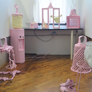 Waiting Room (Installation View)