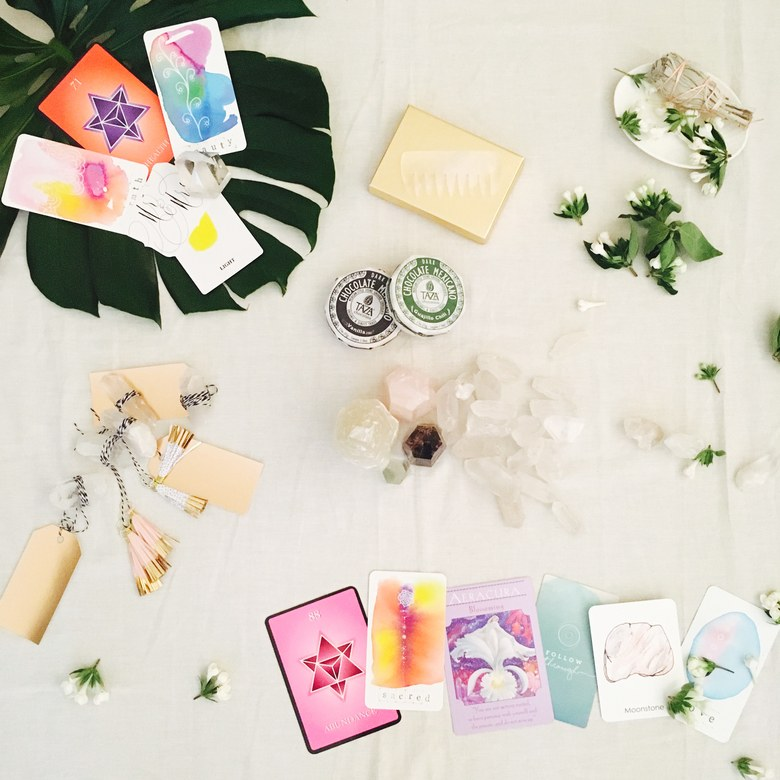 Crystals, Sage, and Wishing Bowls: How to Have a Modern Mystical Wedding -