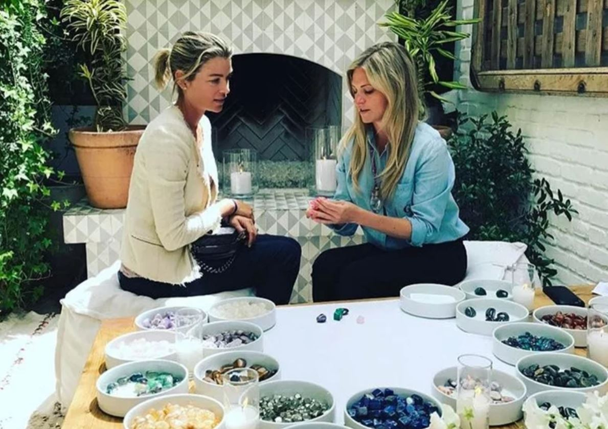 Meet Goop's Shaman, a Crystal Expert That Helps People With Their Careers -