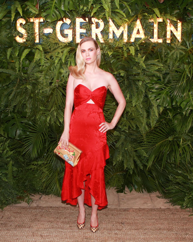 Dakota Johnson, Nina Dobrev Party with Kate Young, Maison St-Germain in Malibu -