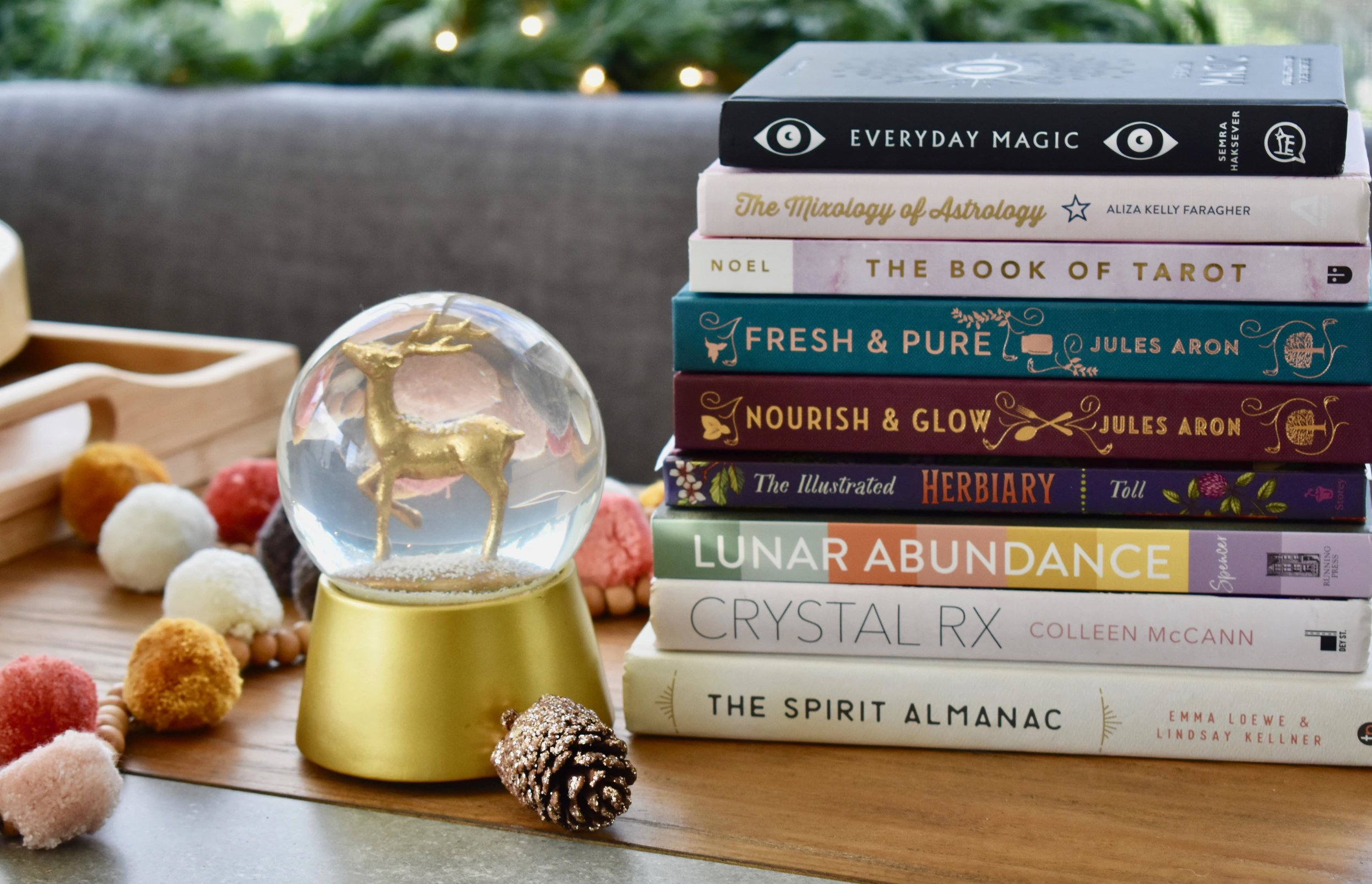 Magical Books to Soothe the Soul -