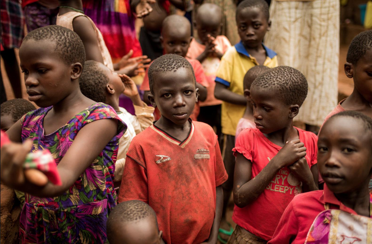 Slums Uganda