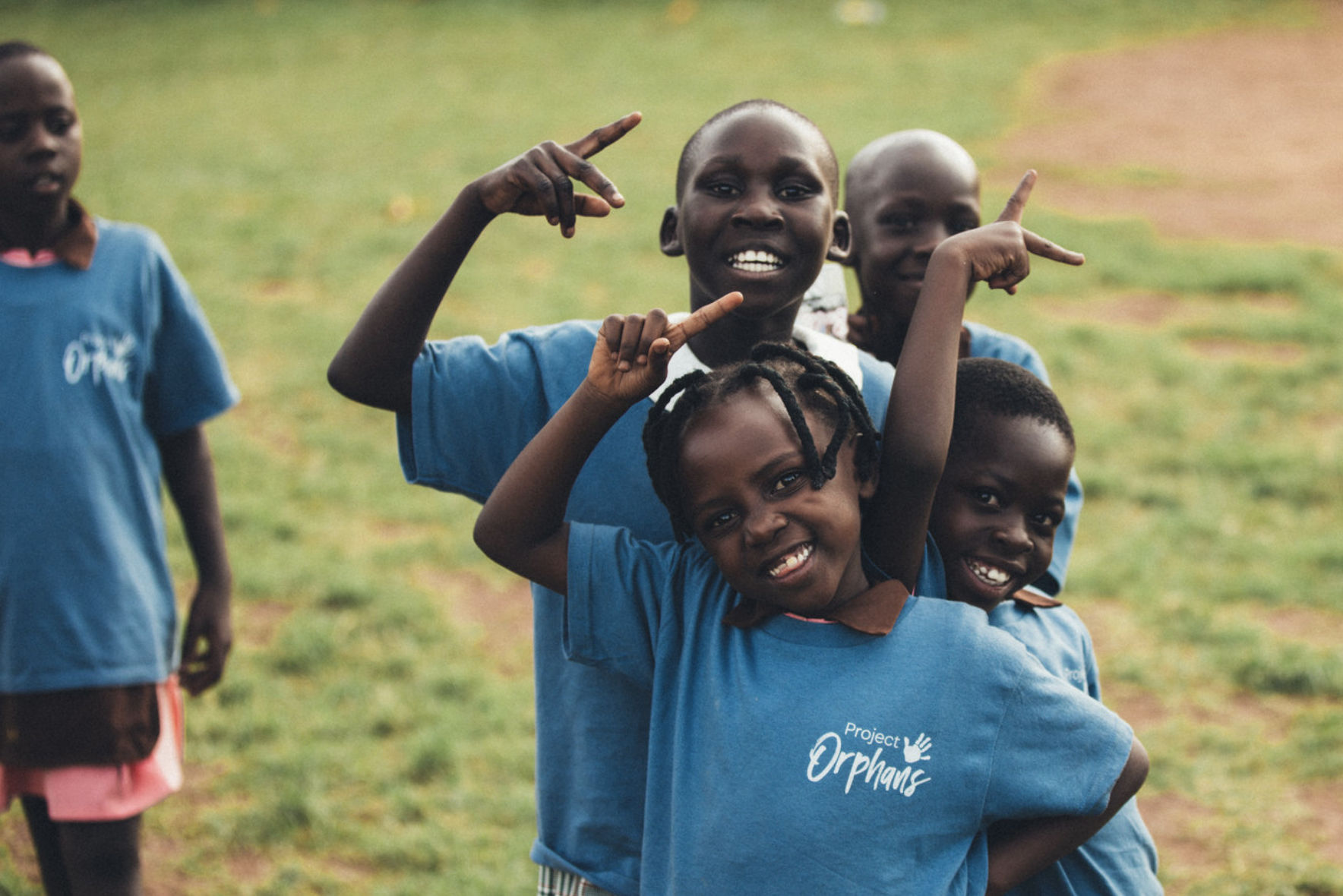 WHAT IS A SCHOLARSHIP? - Each Project Orphans Scholarship package includes: tuition, school materials, school uniforms and other fees.