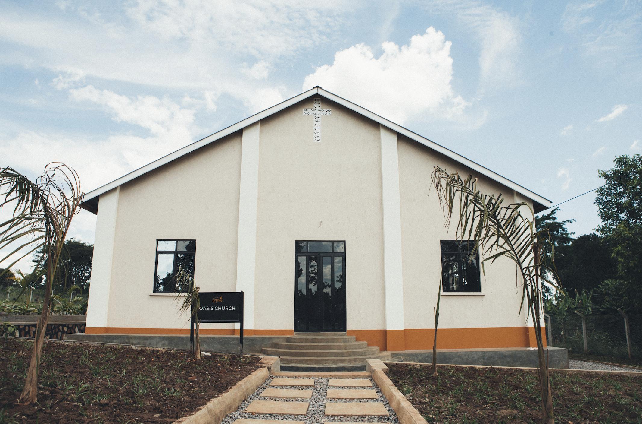 OASIS CHURCH -