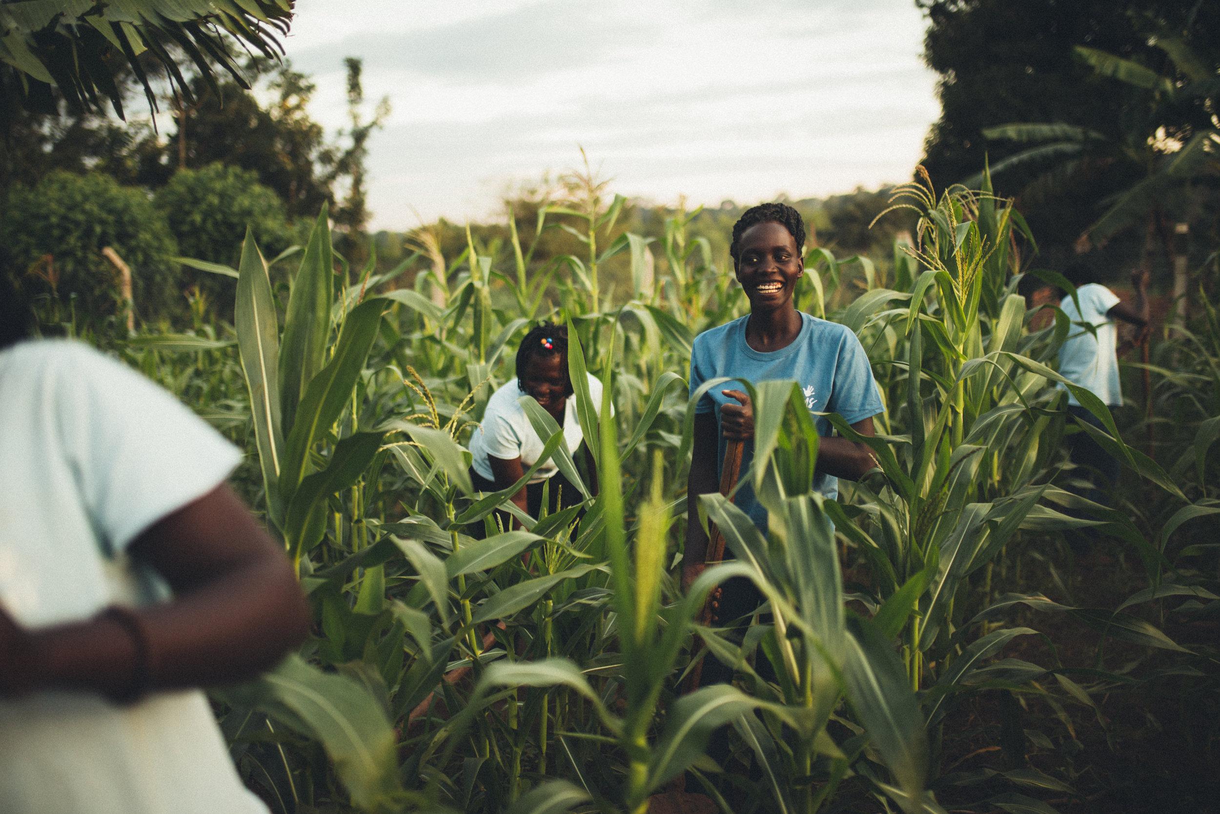 Gardening Uganda