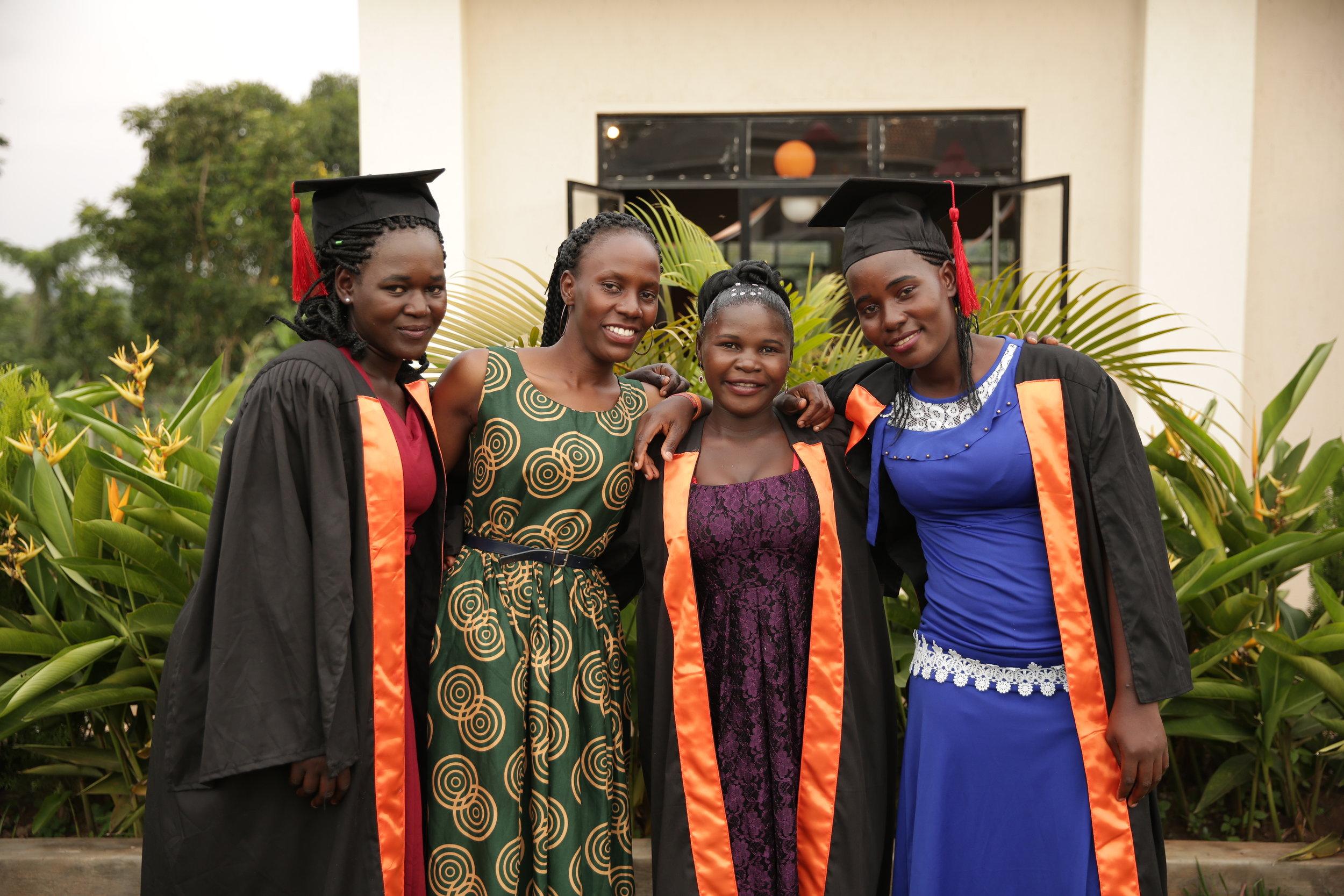 Graduation Uganda