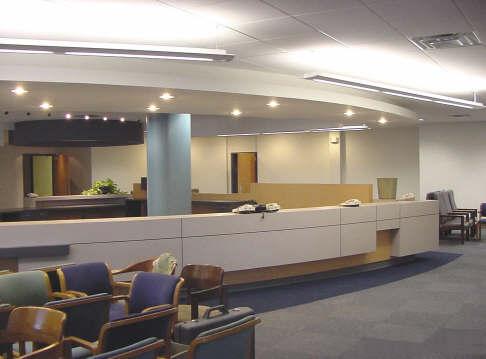 Hughston Clinic construction renovations by Freeman And Associates 5.JPG