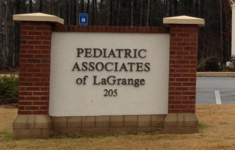 Pediatric Associates construction by Freeman and Associates LaGrange Georgia.JPG