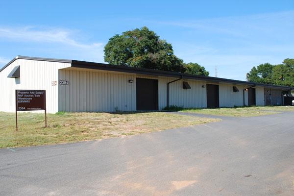 fort benning auction warehouse 3.JPG