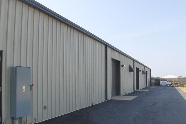 fort benning auction warehouse 2.JPG