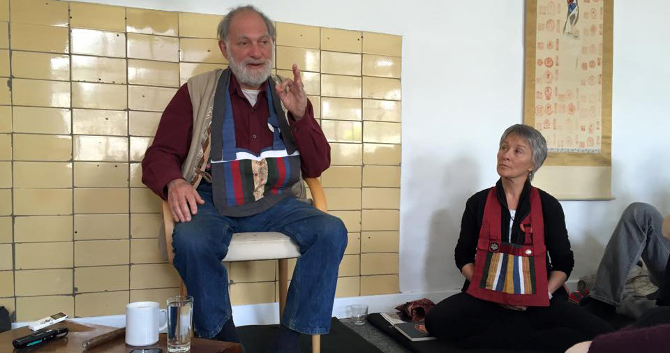 Bernie and Barbara Wegmüller