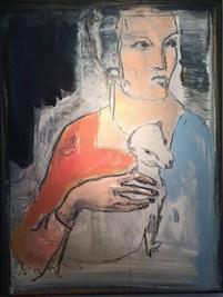 Lady with Ermine 42x32.JPG