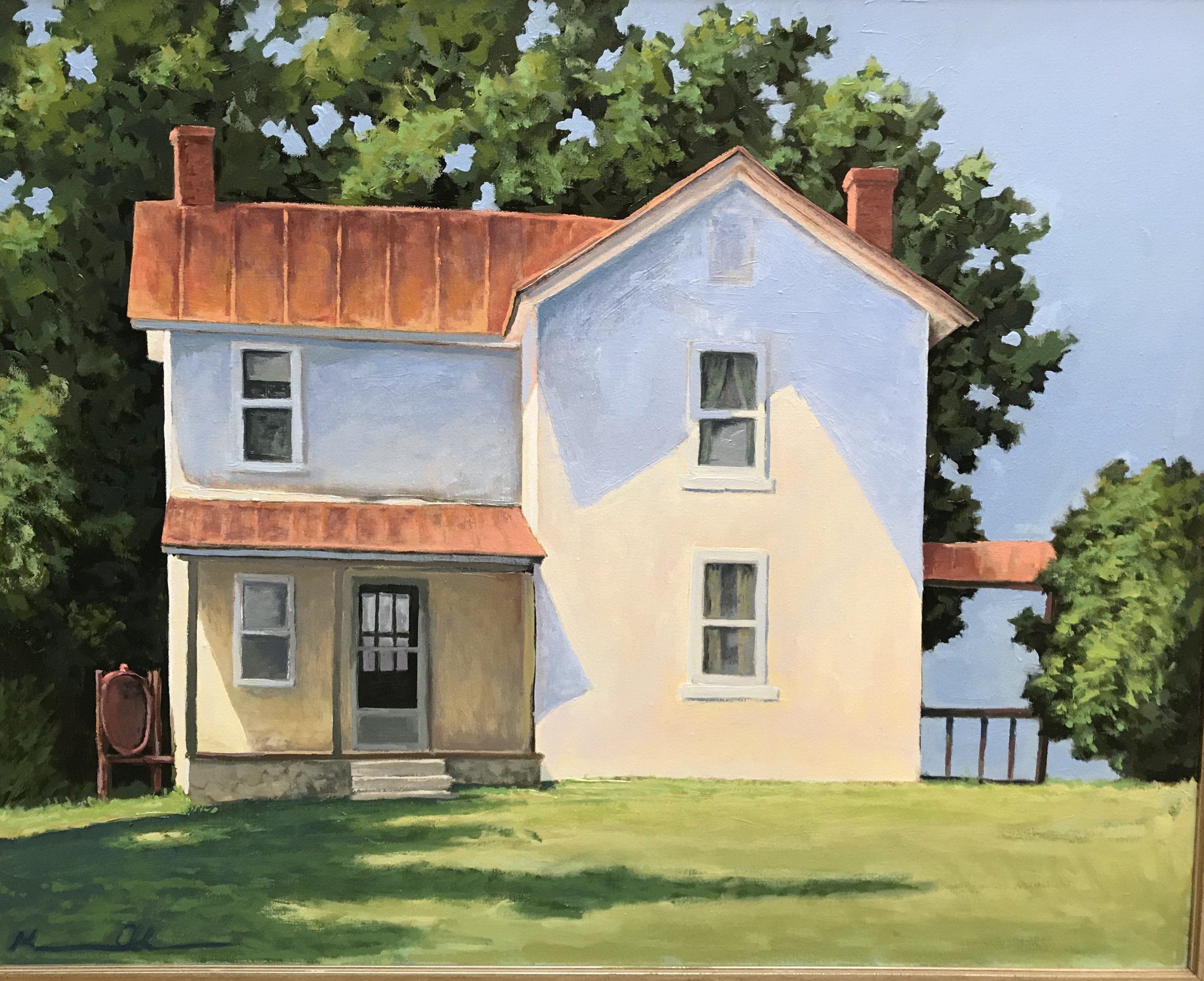 Farm House oil on canvas24x30.jpg