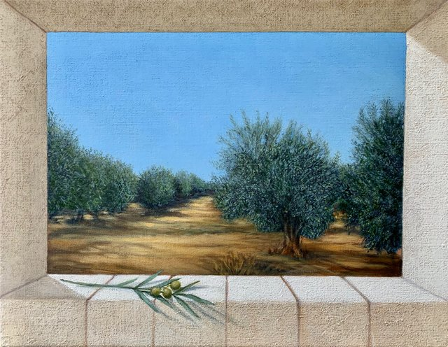 Copy of Finca de Olivos, Spain